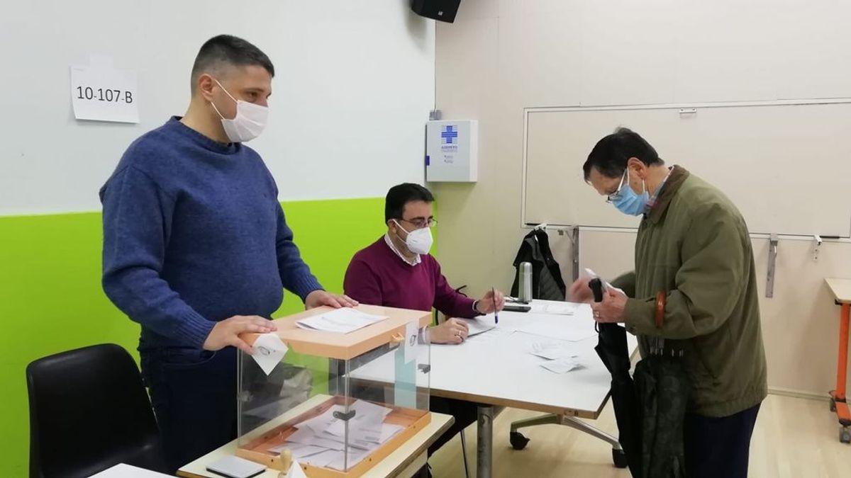 NO PUBLICAR La participación de los catalanes desciende al %, XXX puntos menos que en 2017