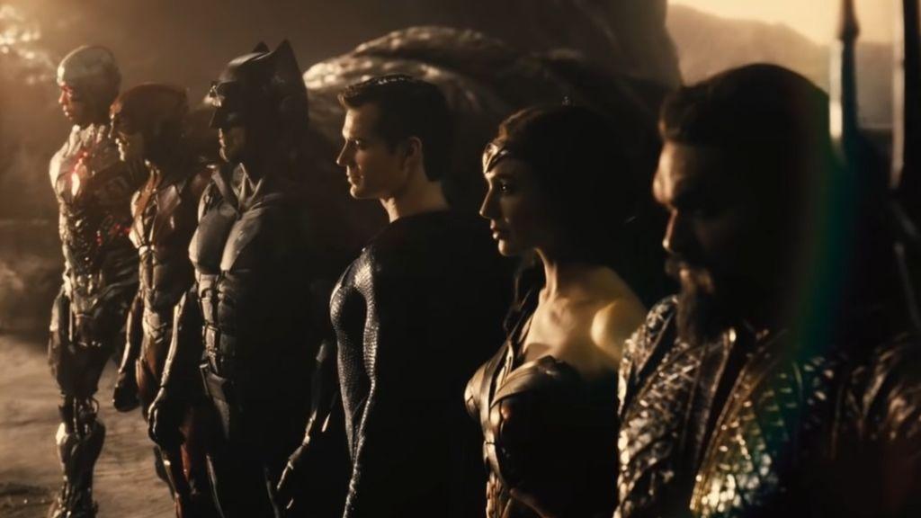 Se libera el tráiler final del' Snyder cut' de 'La Liga de la Justicia'
