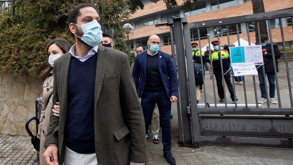 """Garriga: """"Los catalanes tienen la oportunidad de recuperar la Cataluña que les han arrebatado"""""""