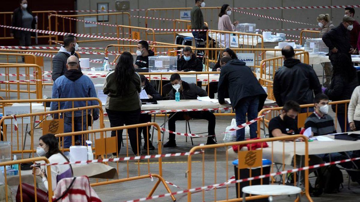 Anécdotas y curiosidades de este atípico día de elecciones en Cataluña