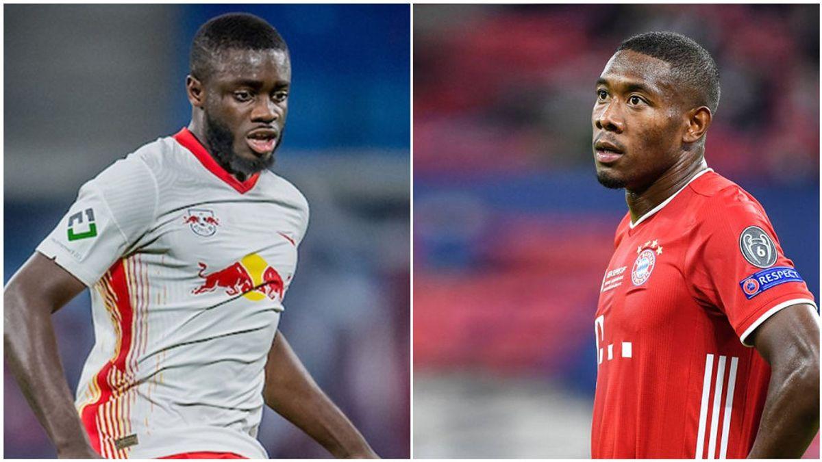 El fichaje de Upamecano por el  Bayern de Munich podría  favorecer la salida de Alaba al Real Madrid