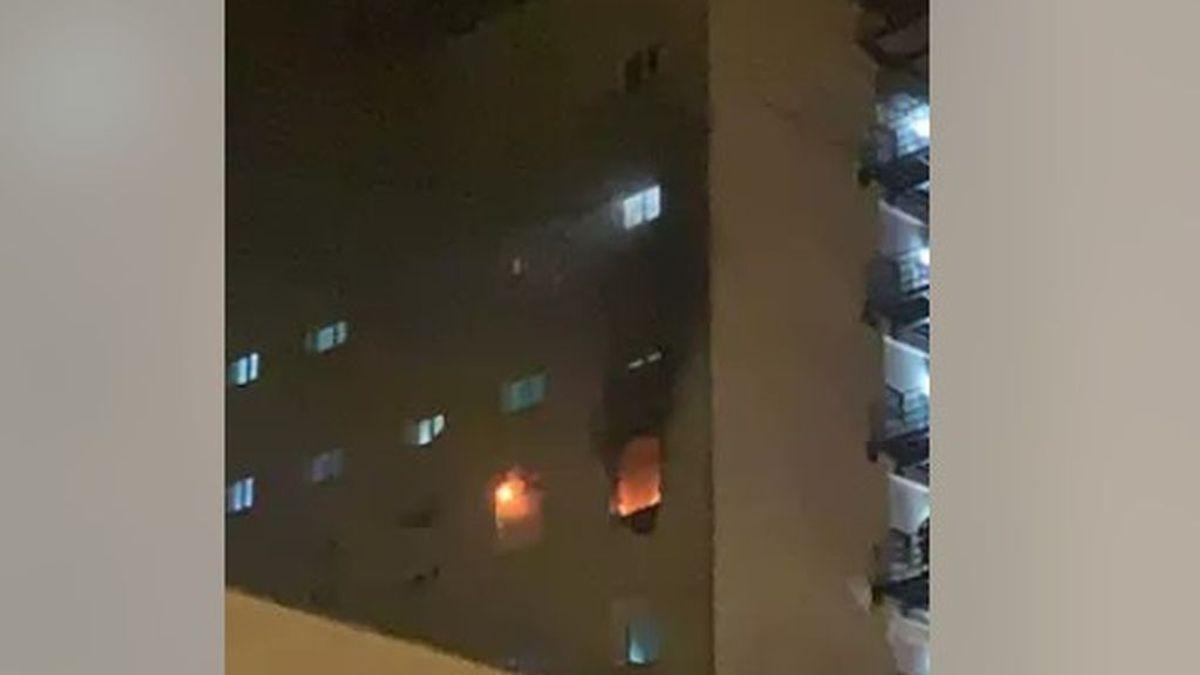 Fallece el detenido en Cádiz por provocar el incendio del Hospital Puerta del Mar