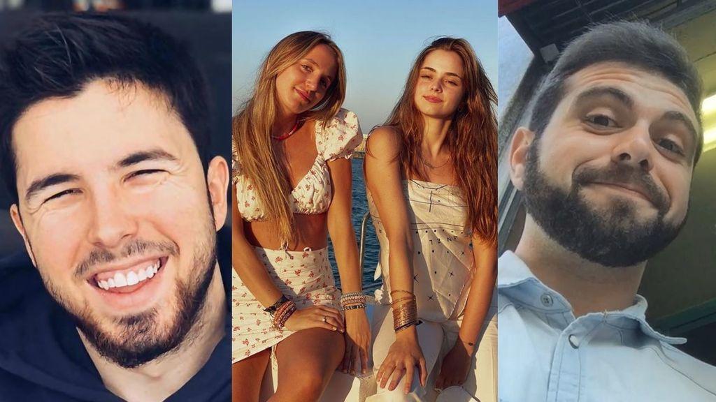 Silvia Muñoz y Cristi Urbi, las parejas de Willy Rex y Vegetta777, amistad más allá del juego YouTube