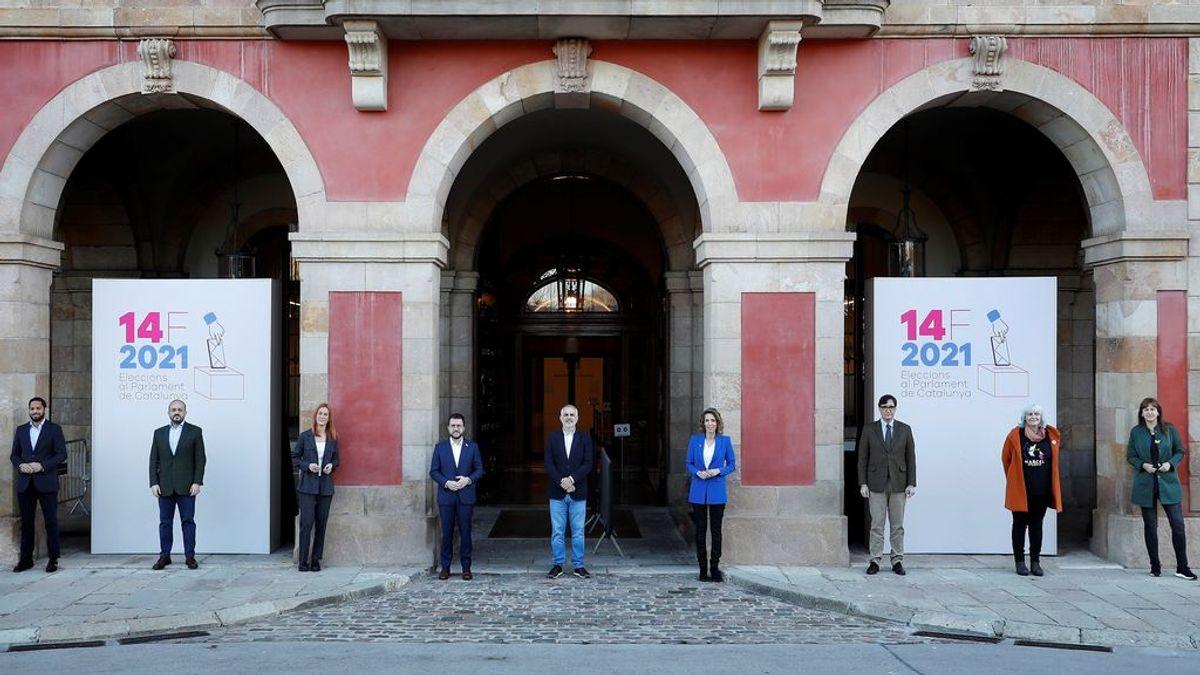 14F: Cataluña elige el Parlament más fragmentado de la historia y con una gobernabilidad incierta