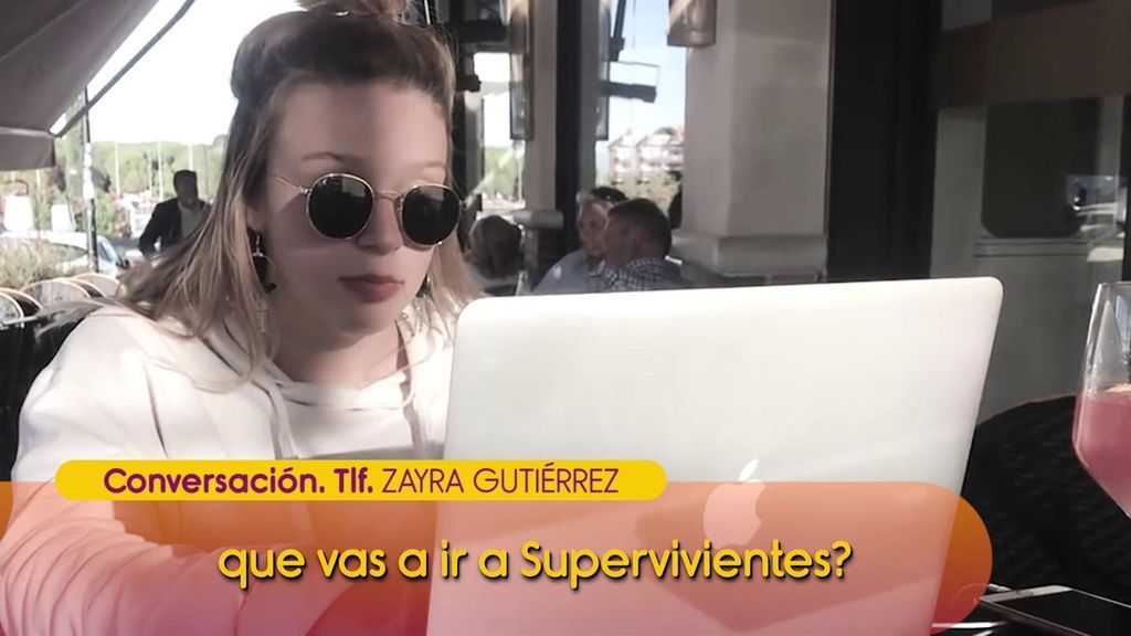 Zayra Gutiérrez desmiente