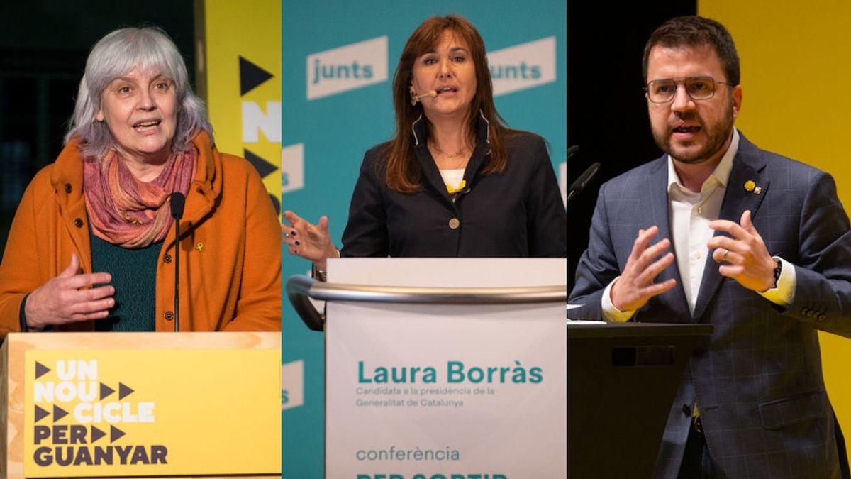 Los independentistas superan el 51% de los votos y amplían su mayoría absoluta con récord en escaños