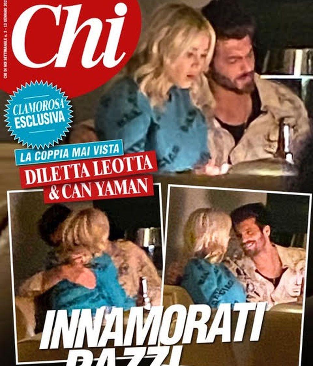 Can Yaman y Diletta Leotta, en Chi