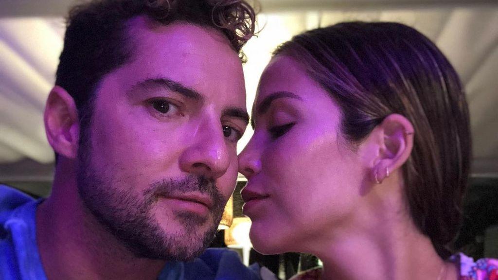 David Bisbal y Rosanna Zanetti: San Valentín