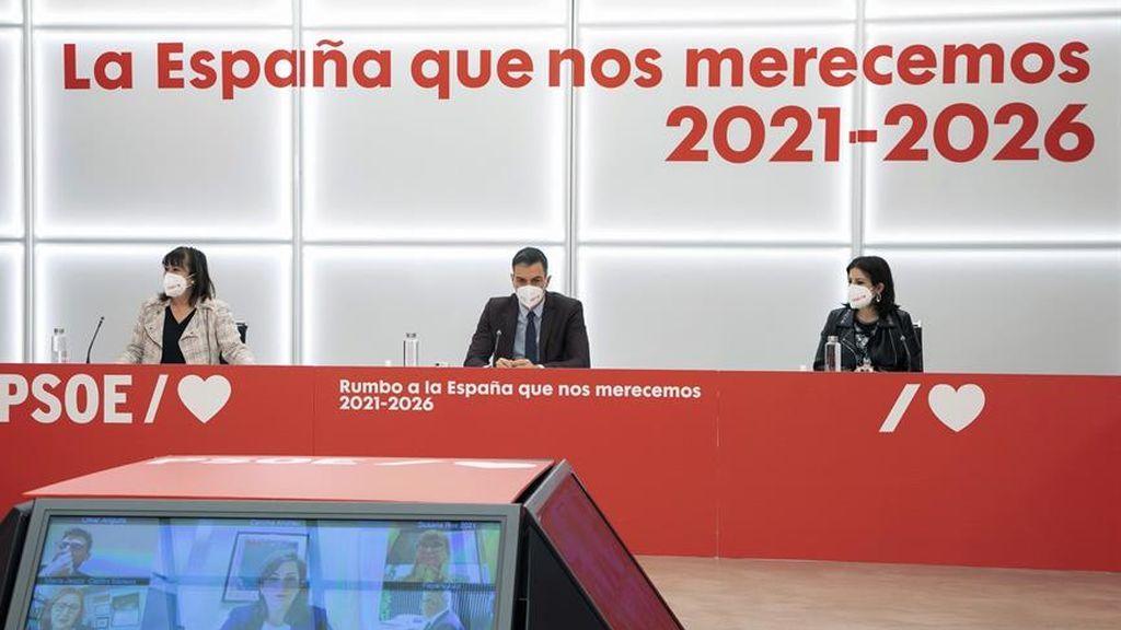 El PSOE pide a PP y Ciudadanos que rompan todos sus acuerdos con Vox tras el 14-F