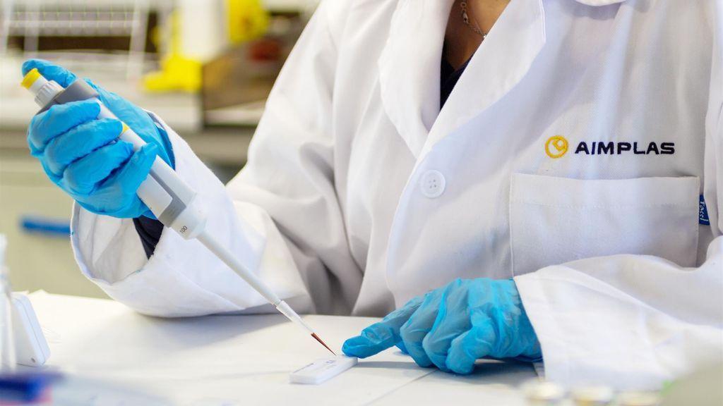 Desarrollan en Valencia un test que detecta anticuerpos covid con el 98 % de sensibilidad