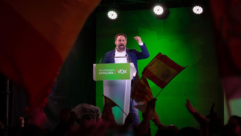 Las claves de la irrupción de Vox en Cataluña: de la caída de C's en los barrios ricos al discurso antinmigración en los pobres