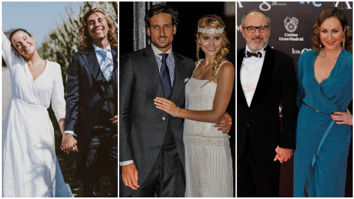 La de Marta Pombo y Luis Giménez y otras separaciones express de nuestros famosos: así fueron sus cortos matrimonios.