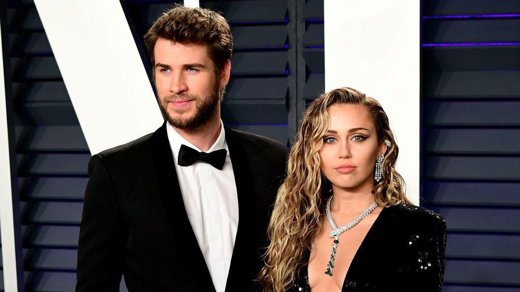 Miley Cyrus y Liam Hemsworth mantuvieron una relación intermitente durante diez años.