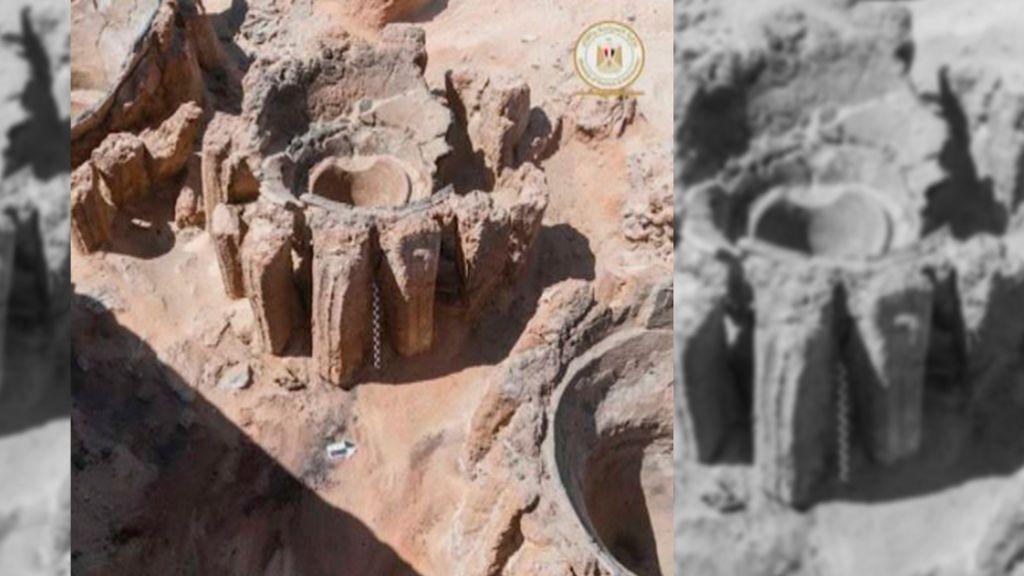 Descubren la cervecería más antigua del mundo: tiene 5.000 años y estaba en Egipto