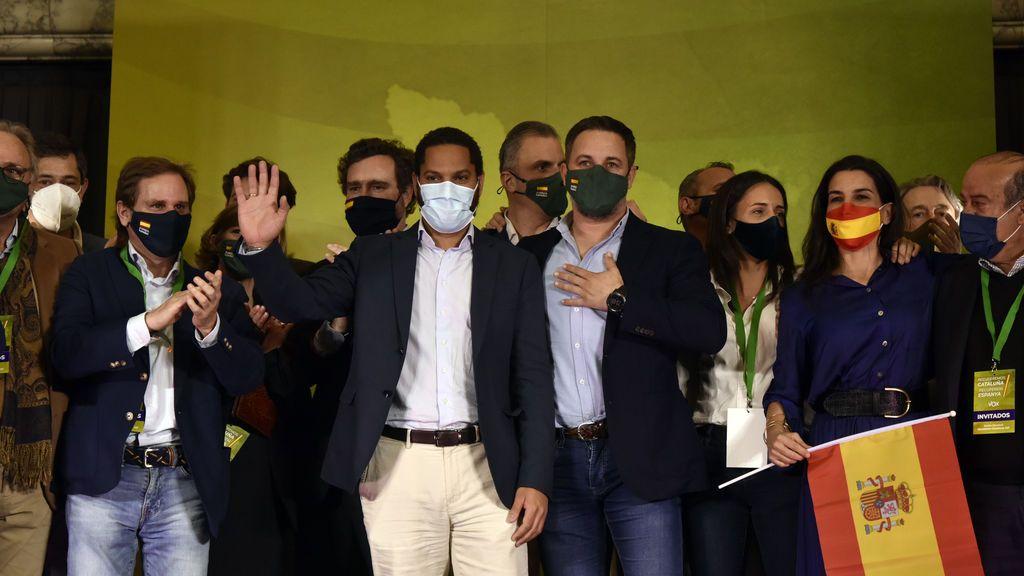 Los Mossos denuncian a Vox por incumplir medidas contra la covid-19 en la jornada electoral catalana