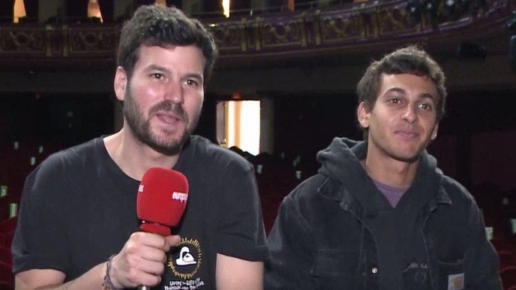La entrevista más sincera de Willy Bárcenas, cantante de Taburete