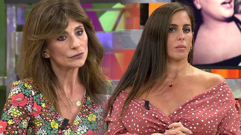 """Gema López le para los pies a Anabel Pantoja: """"¡Mira que eres tramposa!"""""""