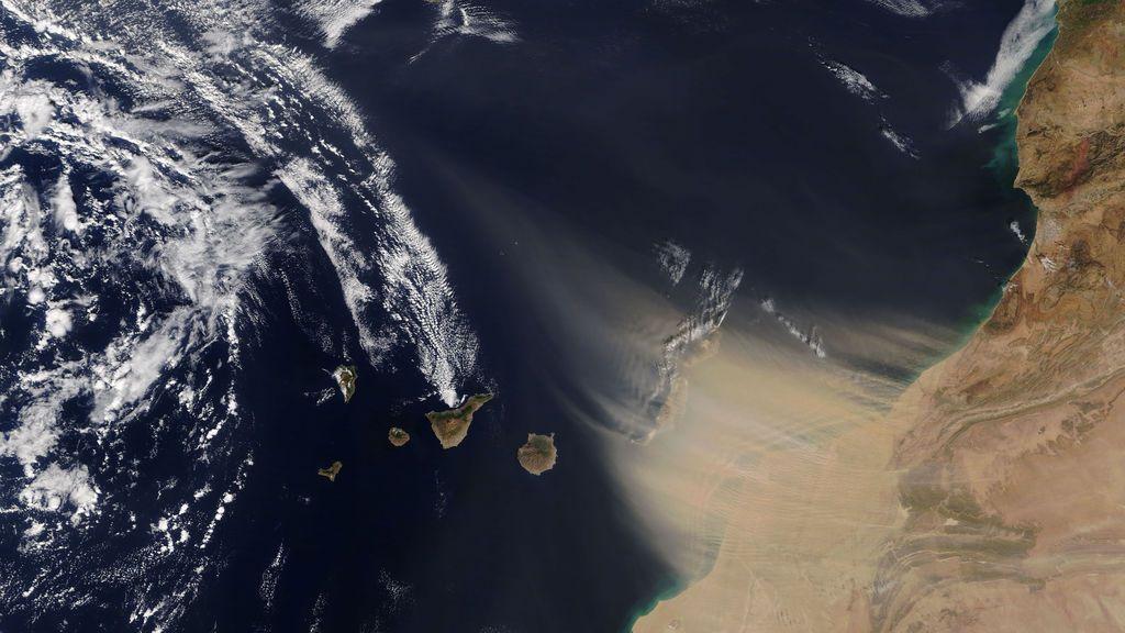 Cielos más turbios de lo normal esta semana: se avecina una fuerte irrupción de polvo sahariano