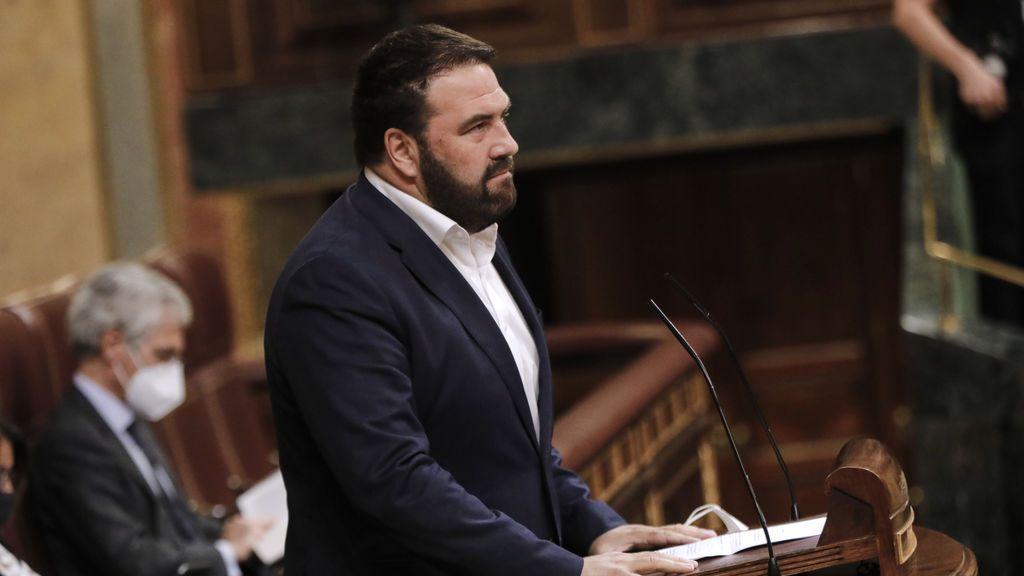 EH Bildu solicita al Congreso la retirada a título póstumo de las medallas otorgadas al general Rodríguez Galindo