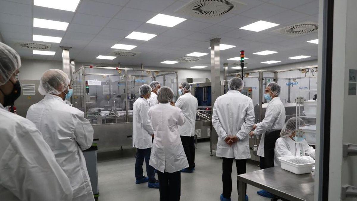 O Porriño, Sant Joan Despí, Azuqueca de Henares y San Sebastián de los Reyes: los pueblos que fabrican las vacunas contra la covid