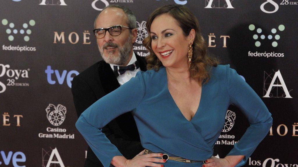 A Ana Milán y Fernando Guillén Cuervo les duró el amor unos seis meses.