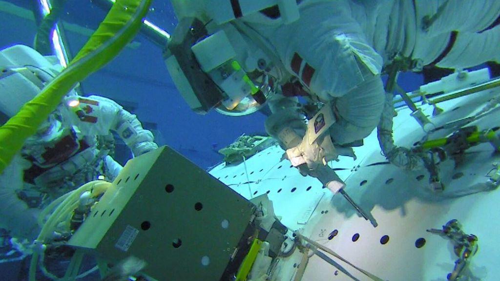 La Agencia Espacial busca astronautas