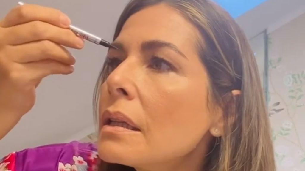 Tutorial de maquillaje, por Nuria Roca