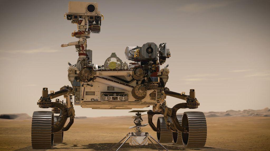 Perseverance: ¿cómo es el rover de la NASA lanzado a Marte?
