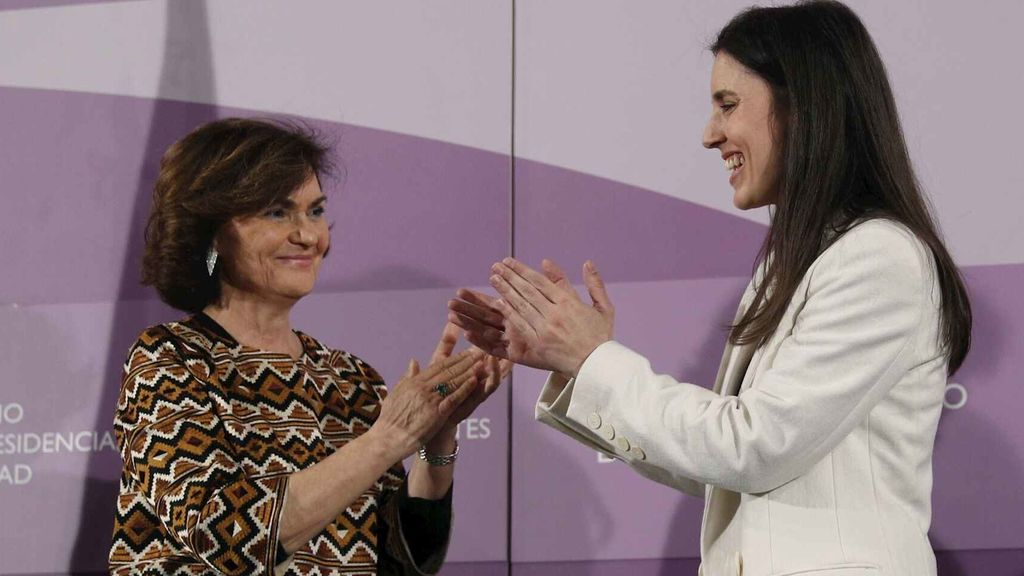Se recrudece el enfrentamiento entre PSOE y Unidas Podemos, a causa de la Ley Trans