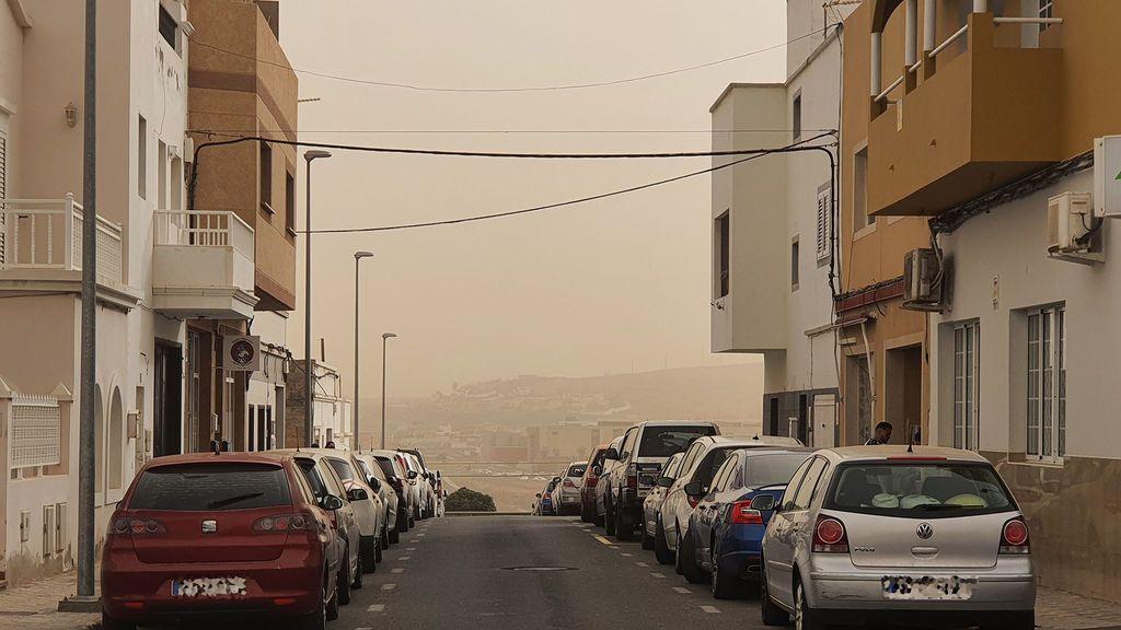Llega una masa de polvo sahariano: la calidad del aire cae drásticamente desde el martes
