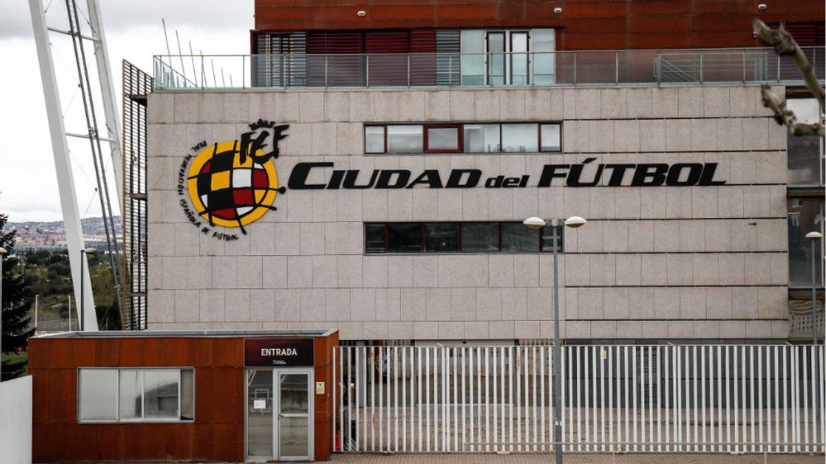 La RFEF cede sus instalaciones de la Ciudad del Fútbol de Las Rozas para la vacunación contra la covid