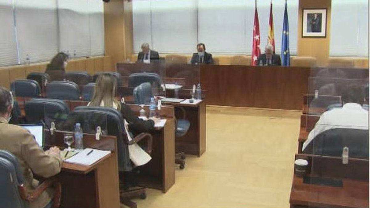 En directo: Comisión de Investigación de las residencias de Madrid