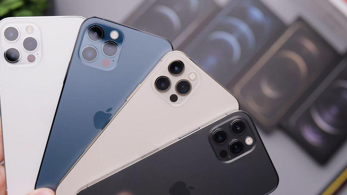 El iPhone 13 está en marcha: las primeras filtraciones desvelan novedades en su pantalla y su cámara