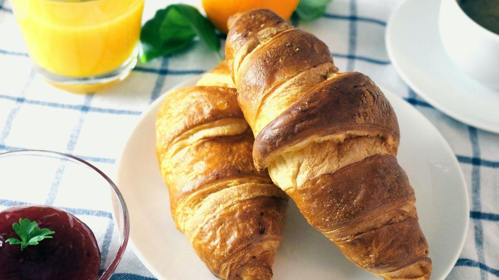¿Cómo hacer croissants?