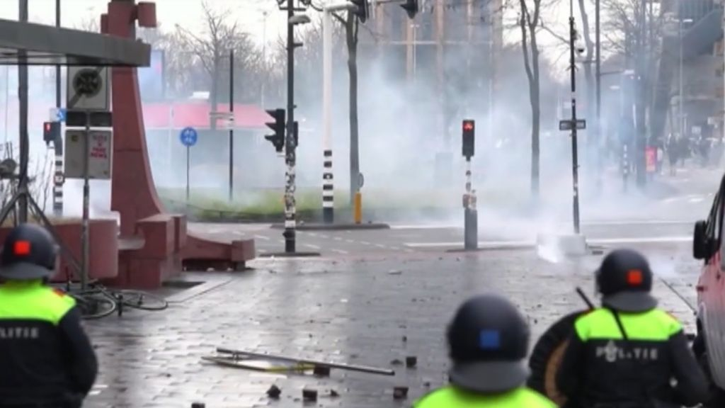 La Justicia holandesa anula el toque de queda porque el Gobierno se extralimitó