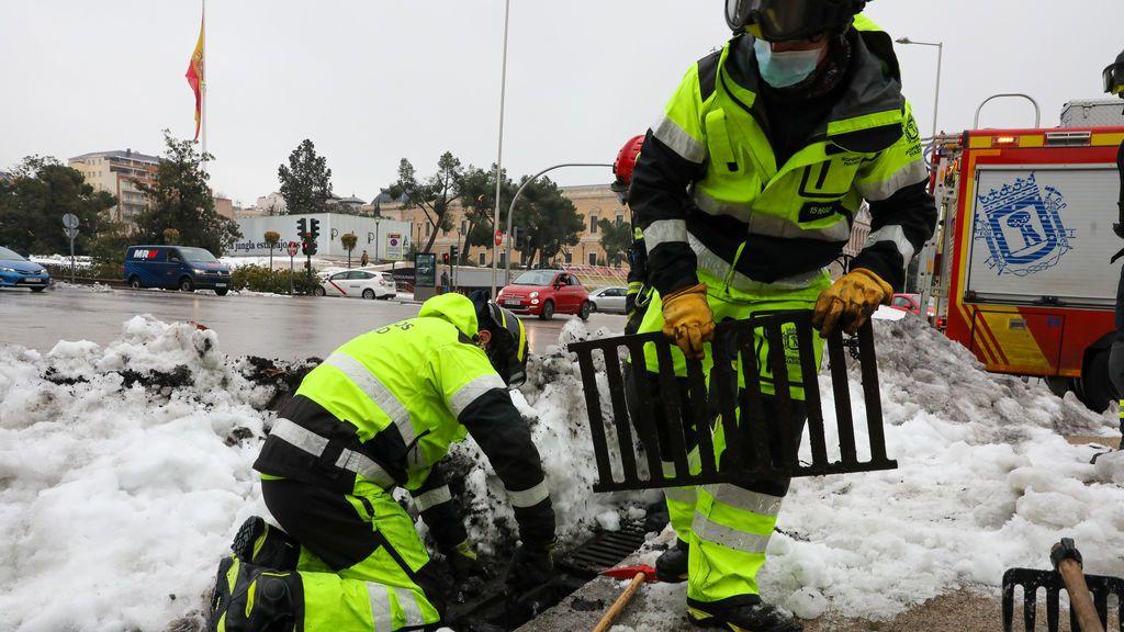 Martínez-Almeida rebaja de 1.398 a  279 millones de euros los daños causados en Madrid por la tormenta Filomena