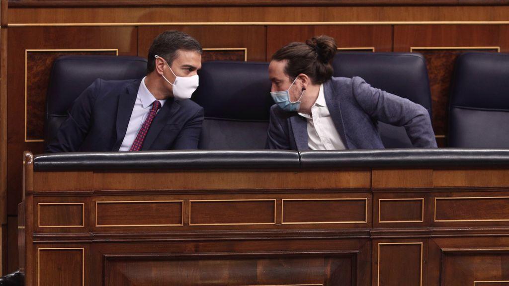 El clima de la relación entre PSOE y Podemos se enrarece hasta niveles extremos