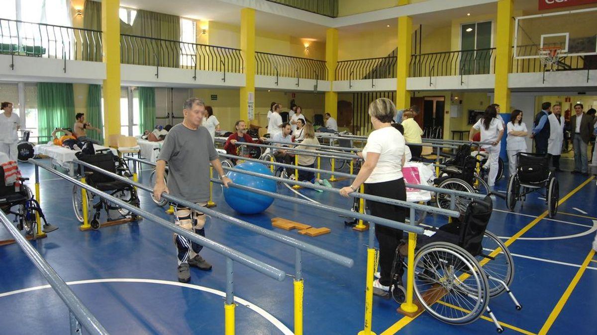 Las caídas casuales, la primera causa de ingreso en el Hospital Nacional de Parapléjicos