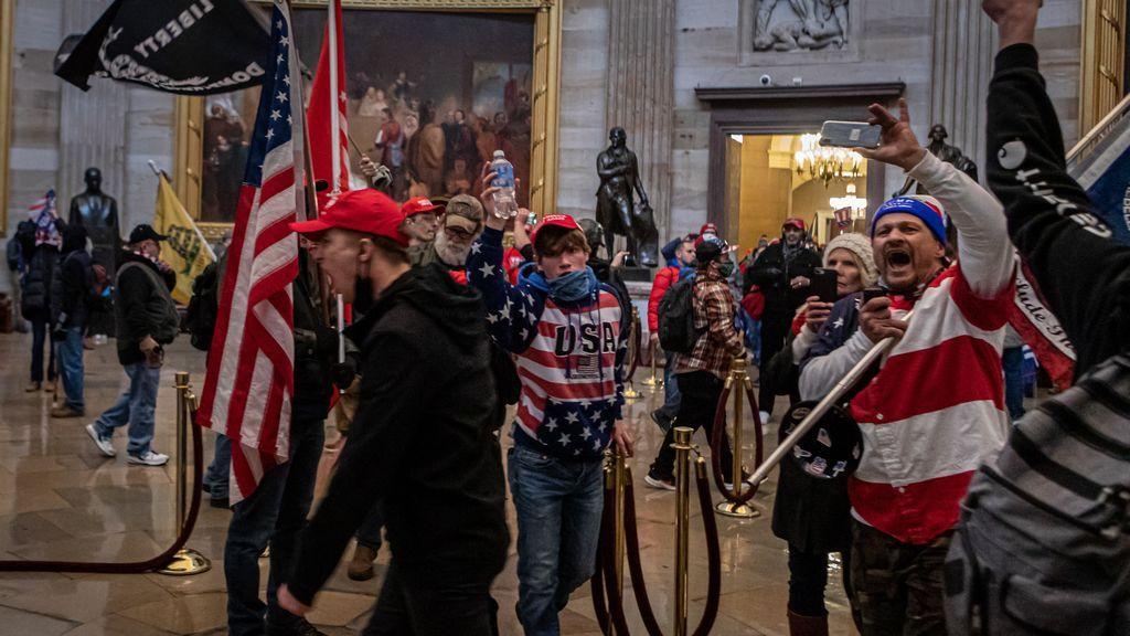 Una comisión independiente similar a la del 11-S investigará el asalto al Capitolio