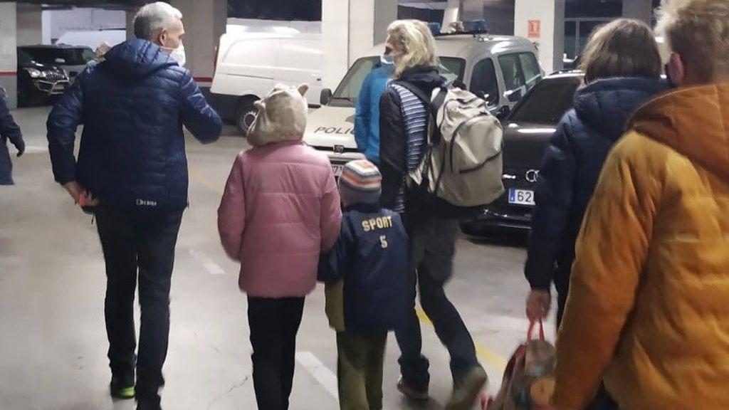 Recuperan en una comuna hippy de la Alpujarra a tres menores finlandeses sustraídos por su madre