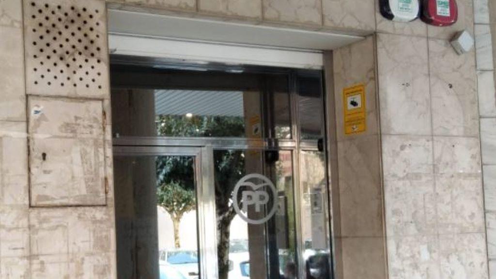 sede PP San Sebastián