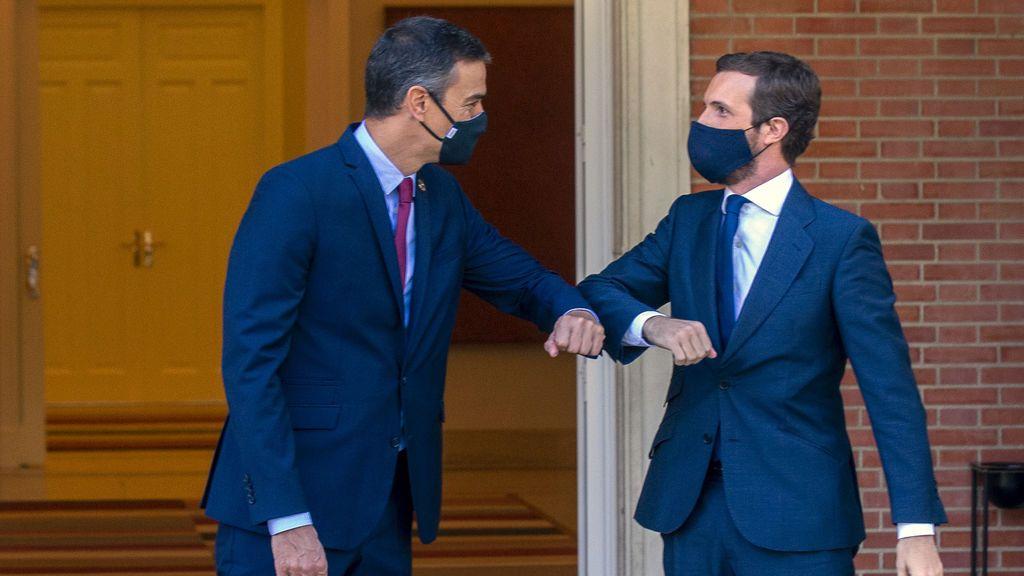 Sánchez llama a Casado para intentar cerrar el acuerdo de renovación del CGPJ