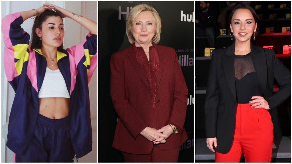 Hilary Clinton, Alba Paul, Chenoa y otras celebrities que han tenido problemas ginecológicos: así han contado su experiencia.