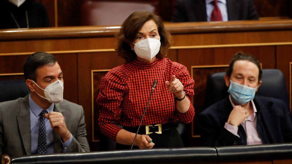 """Calvo al PP sobre el cambio de sede: """"Aunque la mona se vista de seda, procuren que no se quede mona"""""""