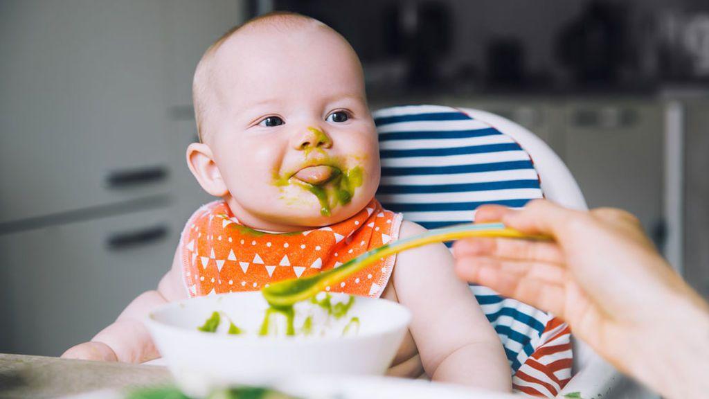 Niños y verduras, todo lo que necesitas saber para intruducir alimentos sanos en su dieta
