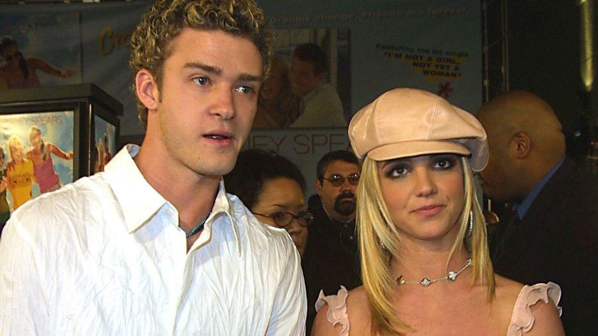 Justin Timberlake ha pedido perdón a Britney Spears por su actitud en el pasao