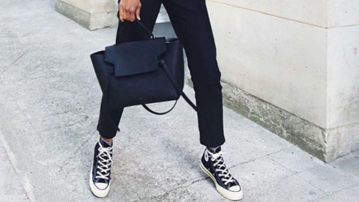 Zapatillas high-top vuelven a estar de moda: así podrás combinarlas en tu look más especial y en el día a día