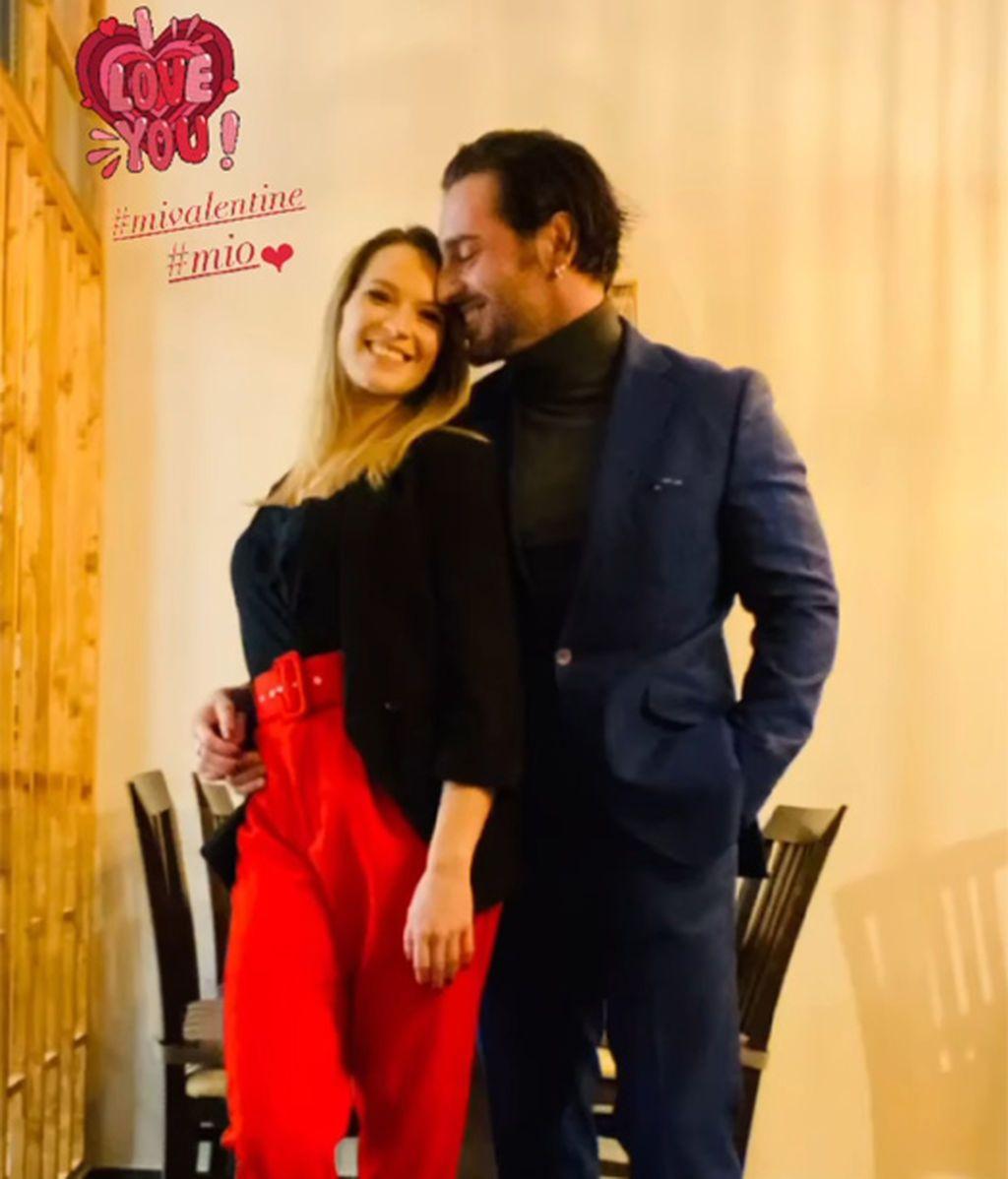 La felicitación de San Valentín de Yana a Bustamante