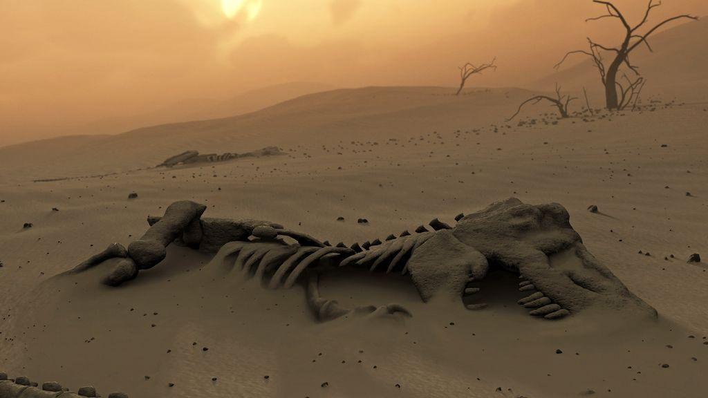 ¿Cometa o asteroide? Un nuevo estudio arroja luz sobre el objeto que mató a los dinosaurios y su procedencia