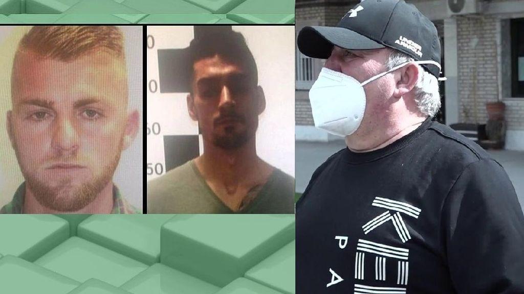 Los familiares de 'El Piojo' defienden al fugitivo de la cárcel de Valdemoro